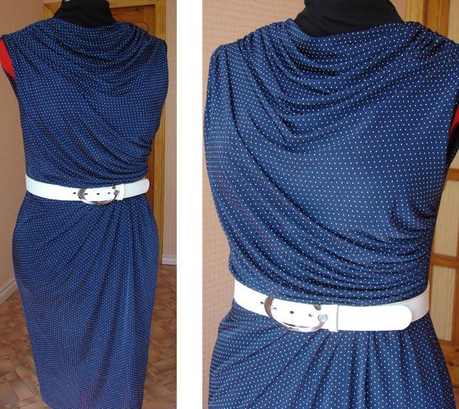 фасоны блузки из трикотажа